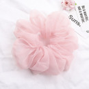 Elastic hair band tulle XXL GUM26R