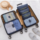 wholesale Suitcases & Trolleys: SET OF 6 ORGANIZER BAGS FOR KS21WZ3