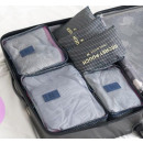 wholesale Suitcases & Trolleys: SET OF 6 ORGANIZER BAGS FOR KS21WZ4