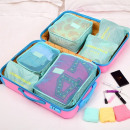 wholesale Suitcases & Trolleys: Suitcase organizer, set of 6 sachets KS21WZ6