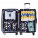 wholesale Suitcases & Trolleys: Suitcase organizer, set of 6 sachets KS21WZ7