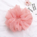 Elastic band hair tulle XXL 20 cm GUM31CR