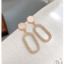 Großhandel Schmuck & Uhren: GLAM K1468Z baumelnde Ohrringe
