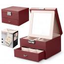 Casket, trunk, case, organizer for jewelry STEN