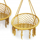 wholesale Garden Furniture: Hanging stork nest, hammock BOHO, swing