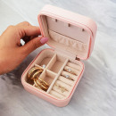 wholesale Jewelry Storage: KUFEREK ETUI ORGANIZER BOX ON ROSE JEWELERY