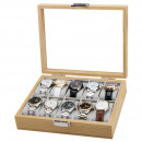 wholesale Organisers & Storage: Casket for 10 PDMDF05 watches