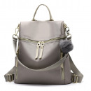 BACKPACK ELEGANT WITH A KEY RING PL133SZ