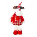 CHRISTMAS FIGURE CHRISTMAS standing moose 80