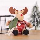 wholesale Home & Living: CHRISTMAS FIGURE CHRISTMAS sitting moose 17