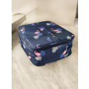 WOMEN'S BLUE COSMETIC FLOWER - PATTERN 26 KS1