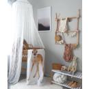 wholesale Bedlinen & Mattresses:Cot canopy, lace BAL6