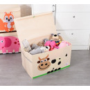 CONTAINER BASKET FOR TOYS Cow, HARD FELT XL OR61