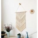 Großhandel Home & Living: Makramee hängen Dekoration an der Wand WN1