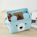 Container for toys, basket, laundry bag, teddy bea