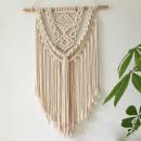 Großhandel Home & Living: Makramee hängen Dekoration an der Wand WN4