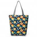 Big beach bag with TP10WZ7 print