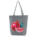 A large beach bag, printed with TP10WZ9
