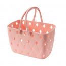 Handtasche Einkaufskorb Organizer aus Rosen ORM04R
