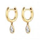 grossiste Bijoux & Montres: Boucles d'oreilles anglaises plaquées ...