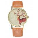 Watch brown deer Z135