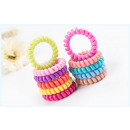 HAIR BANDS SPRING COLORS: Color - White