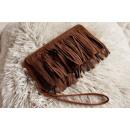 Großhandel Geldbörsen: Brieftasche mit FRONT BROWN PW5BR