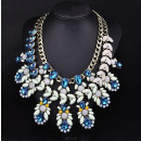 wholesale Jewelry & Watches: necklace necklace nz18 xxl blue