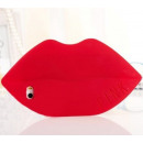 Case for mobile phone Case LIPS. Red Iphone 5s