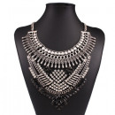 Necklace XXL ZARKA Big Crystals BOHO colors N112S