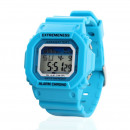 SKMEI WATCH UNISEX BEAUTY Watertight BLUE