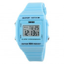 Watch skmei chronograph Watertight LED BLUE