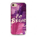 Etui na TELEFON Iphone 5 / 5S - BE BRAVE ETUI16WZ5