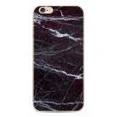 Etui na tphonephone Iphone 6 / 6S - BLACK MARBLE E