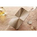 wholesale Mobile phone cases: ALUMINIOWE ETUI CASE FOR PHONE Iphone 6 / 6S - GOL
