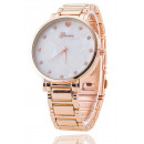 Watch with heart ROSE GOLD