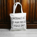 MATERIAL LADIES BAG you LOVED WHITE T73W