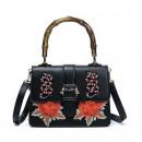 Großhandel Handtaschen: TASCHE HAFF BLUME SCHLAUCH T80CH