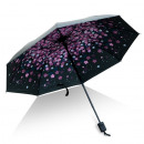 wholesale Umbrellas: PARASOL UMBRELLA PINK FLOWERS PAR01WZ11