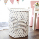 CONTAINER BASKET BAG FOR TOY OR BARRIER WASH