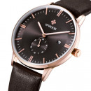 MEN'S WATCH FEMALE SLIM FASHIONED WWOOR BROWN