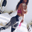 Sport Leggings Fitness Training M LEG8M