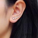 EARRINGS K677S ear muffs