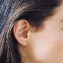 EARRINGS K679S ear muffs