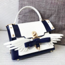 LADIES WOMAN ANGEL NAVY AND WHITE TA1GRANB