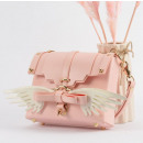 WOMEN'S BAG ANGEL PINK TA3R