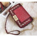 RED WEDDING BAG