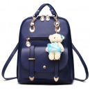 BACKPACK WITH MISS - PL29GRAN BLUE