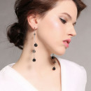 wholesale Earrings:EARRINGS Hanging K909