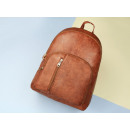 BACKPACK BROWN PL116BR